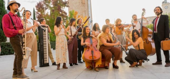 Hollywood Band: Madera de Swing