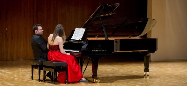 Iberian&Klavier piano dúo - La 9ª de Beethoven